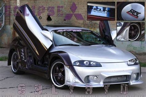 mitsubishi eclipse  firm  custom show car classifieds show car sales