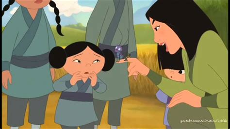 Disney Mulan 2 Lesson Number One Turkish Youtube