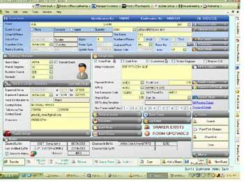 front desk software hotel front office software