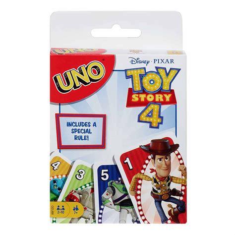 Encontrarás artículos nuevos o usados en juego monopoly edificios en ebay. UNO Toy Story 4 Mattel games a domicilio | Cornershop - Perú