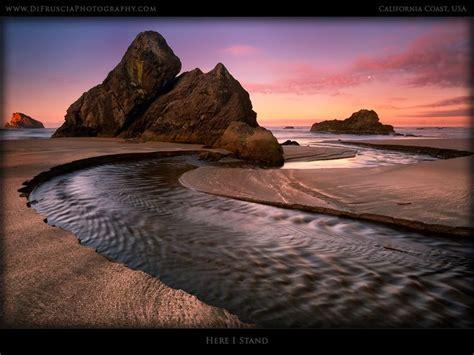 stand  fruscia photography california coast