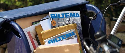 Två kataloger från Biltema i år - koll på däckbranschen