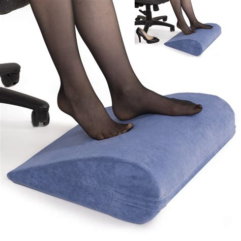 desk foot rest 3 form desk foot rest pillow beige fl 3 form j02