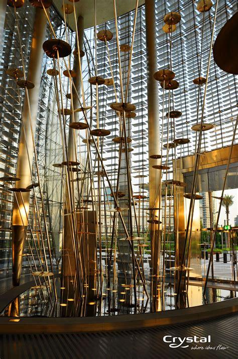 Burj Khalifa Dubai Lobby