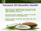 Pictures of Coconut Oil Benefits