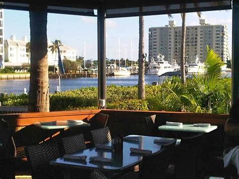 on the water picture of deck 84 delray beach tripadvisor