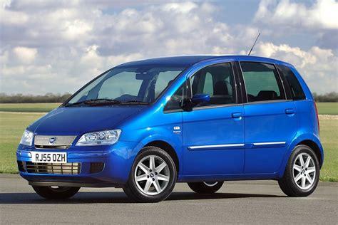 Auto Fiat by Fiat Idea 2004 Car Review Honest