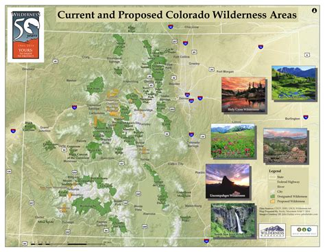 wilderness act areas 50th celebrating anniversary re national