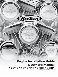 Revtech Engine Installation Guide  2