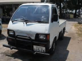 Daihatsu Hijet 4x4 Japanese Mini Truck For Sale