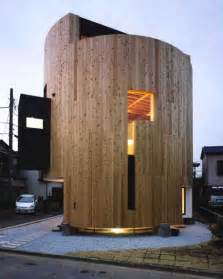 architecture house designs home in the curved corner free cylinder house