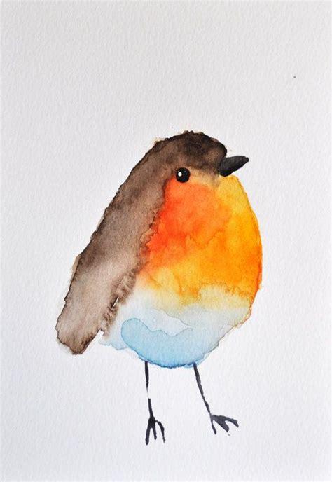 Cute Easy Watercolor Paintings
