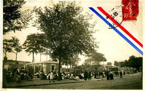 porte de st ouen porte de ouen xviie arr cartes postales anciennes sur cparama