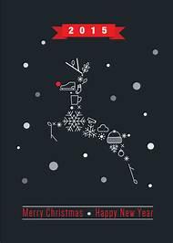 christmas card graphic design - Christmas Poster Ideas
