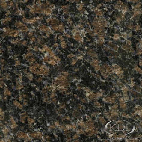 sapphire brown granite kitchen countertop ideas