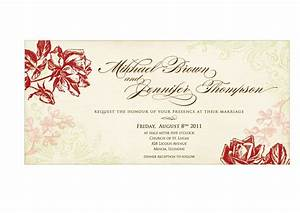 sample wedding invitation card wedding invitation card With images of a wedding invitation card