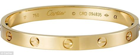 Kylie Jenner's Cartier Love Bracelet Is The Most Searched-for Jewelry Item On Google Copper Tubing Jewelry Supplies Endless International Gmbh Projects Snap On Wish Mini Stain Skin Making Tutorials Hand Press