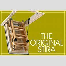 Stira Folding Attic Stairs Ireland & The Uk