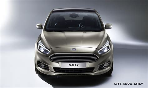 dachträger ford s max 2015 ford s max adds led lighting and next sync in comprehensive redesign