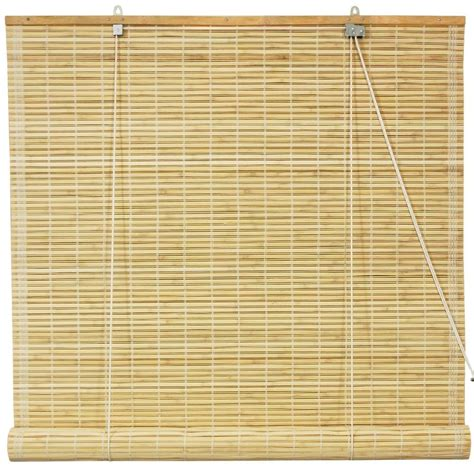 Roll Up Window Blinds by Furniture Bamboo Roll Up Window Blinds