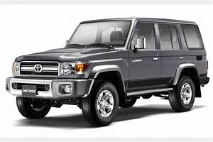 The Toyota Land Cruiser 70 Series Is The Forbidden Land