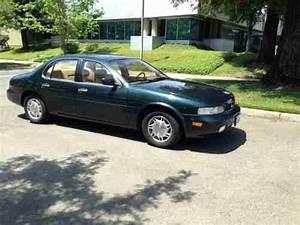 Buy Used 1994 Infiniti J30 Green 67k Miles Only Clean Car