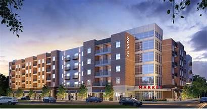 Housing Development Proposed Retail Night