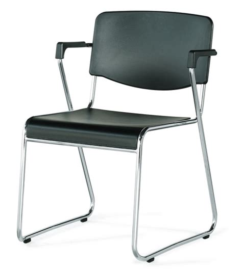 products buy office chair black plastic from winner