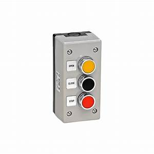 Mmtc 3bxt Nema 4 Exterior Three Button Surface Mount