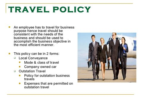 Travel policy template costumepartyrun travel policy template hr policies wajeb Choice Image