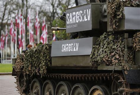 Latvija un Igaunija piesakās uz prettanku ieročiem ...