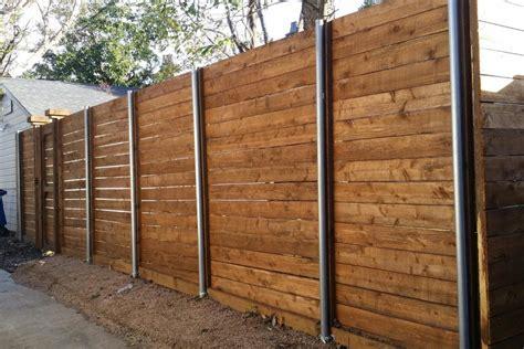 Wood Fences Installation & Construction