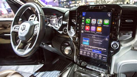 Best Car Infotainment Systems Detroit Auto Show
