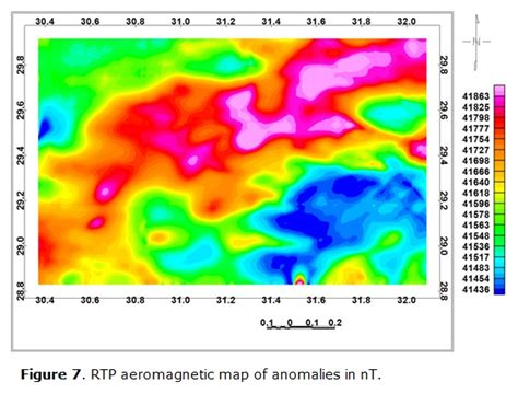 Data Modification Anomalies Are Caused By by Analysis Of Aeromagnetic Data For Interpretation Of