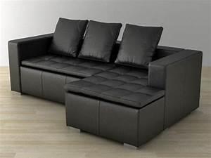Mezzo International Sofa : mezzo sofa 3d model boconcept ~ Markanthonyermac.com Haus und Dekorationen