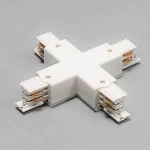 3 Phasen Schalter : x verbindungsst ck f r 3 phasen schienensystem wei innenbeleuchtung lampe spot light seil ~ Frokenaadalensverden.com Haus und Dekorationen
