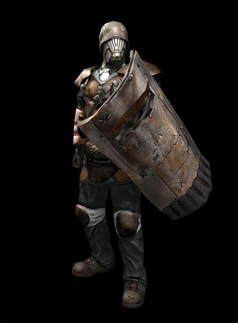 riot shield grunt image  mans land mod db