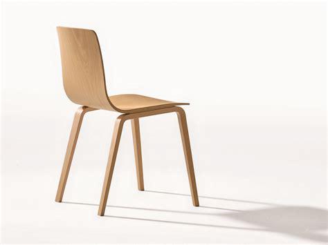 chaise design bois aava chaise en bois by arper design antti kotilainen
