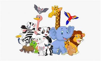 Animals Clipart Animal Transparent Cartoon Cliparts Farm