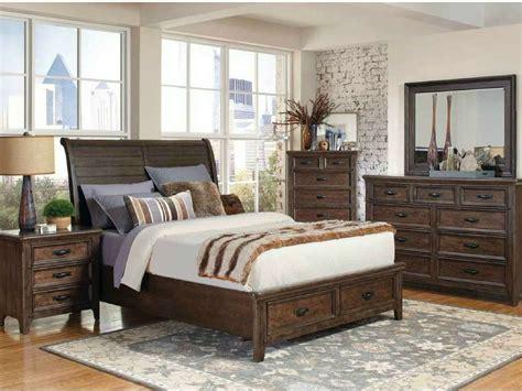 rustic king beds coaster 205255 ives rustic antique mink king bedroom set