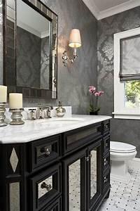 Beautiful, Grey, Bathroom, Ideas