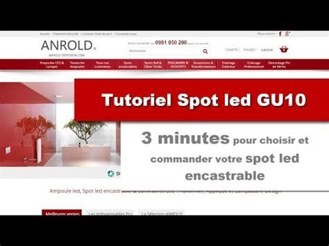 spot led complet aqualux kit projecteur complet pour phs led couleur avec with spot led complet