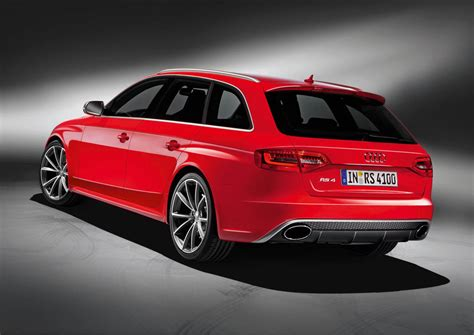 Audi Rs4 by 2013 Audi Rs4 Avant Isn T Your S Wagon Carguideblog