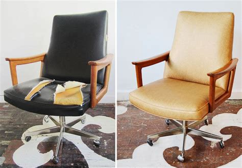 Reupholstery Your Old Kitchen Chairs
