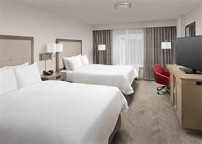 Suite Hampton Inn Suites Queen Garden Bedroom