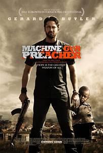 SAFE Poster; VEHICLE 19 Poster; MACHINE GUN PREACHER ...