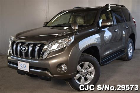 toyota land cruiser prado bronze mica metallic