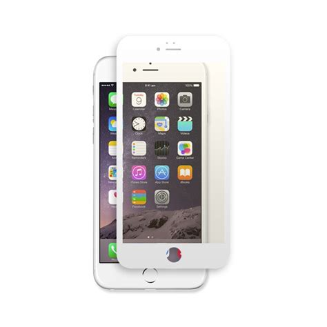 iphone 6 white reticare glass apple iphone 6 6s white