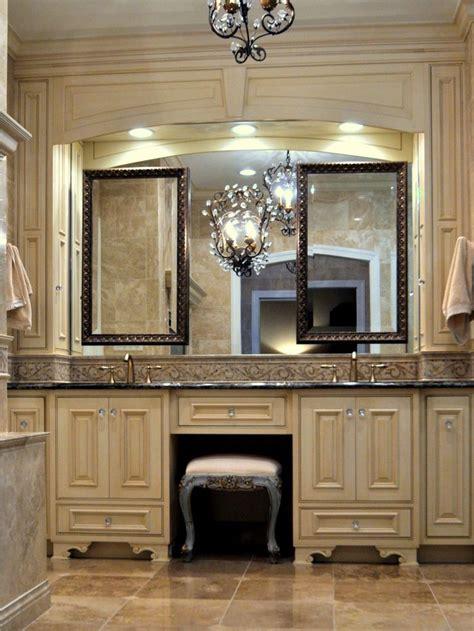 Bathroom Mirror Remodel by Best 25 Bath Vanities Ideas On Master