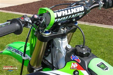 brand new motocross bikes kawasaki 250f 2014 brand new motocross bike pro circuit